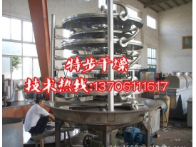 PLG series disc continuous dryer